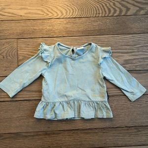 Baby Pyret Tree of Life Tunic Polarn O